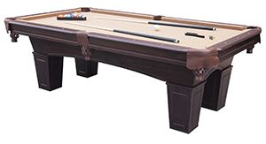 pool table movers chicago